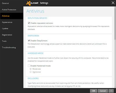ScreenShot124 S-a lansat Avast 2014 Beta