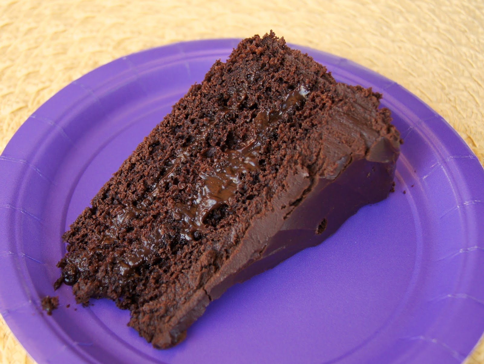 recipe: chocolate pudding filling for cake [16]
