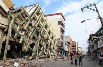 Pérdidas millonarias por sismo en Italia