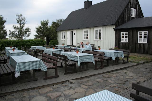 Museo Árbær en Reykjavík - ¿Cómo vivían los islandeses?