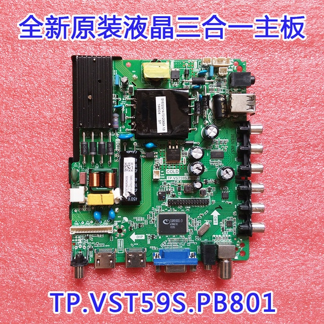 TP.VST59S.PB801 Universal LED TV Board Software Free Download