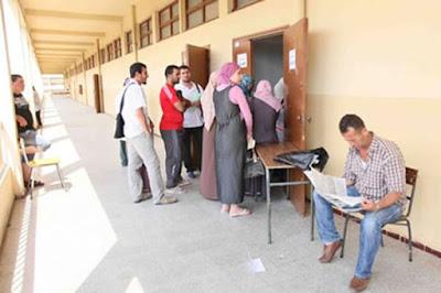 نتائج تسجيل الاساتذة الاحتياطيين أفريل 2017 في الجزائر