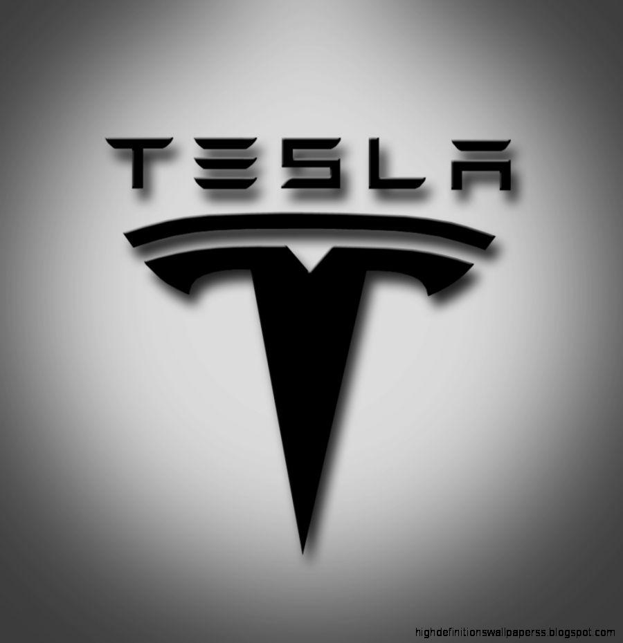 Tesla Logo Cars Wallpaper Hd Desktop