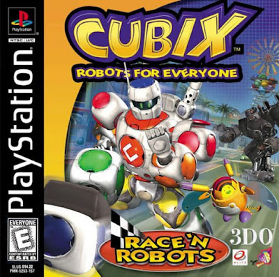 descargar cubix robots for everyone race'n robots psx mega