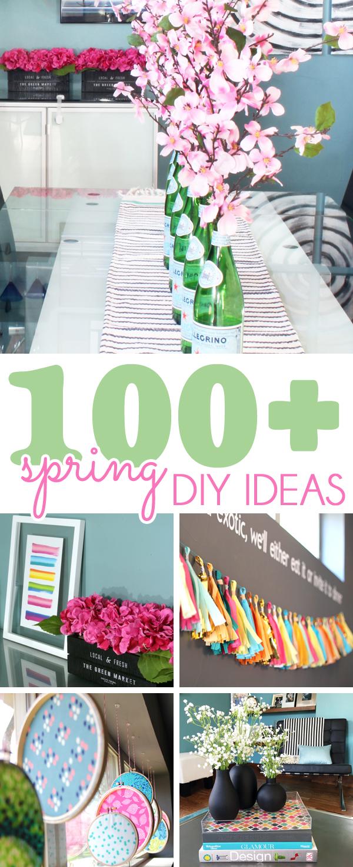 Spring Craft DIY Decor