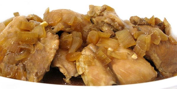 3sp - Crock Pot, Skinny Chicken Teriyaki | weight watchers