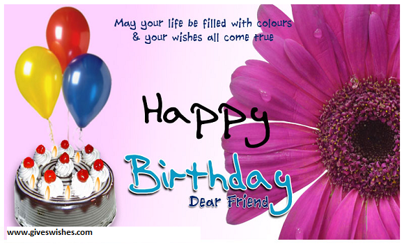 Happy Birthday Message Simple ~ Funny happy birthday wishes for friends giveswishes