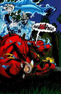 """Reseña de """"Flash: Relámpago Expansivo"""" de Mark Waid - ECC Ediciones"""
