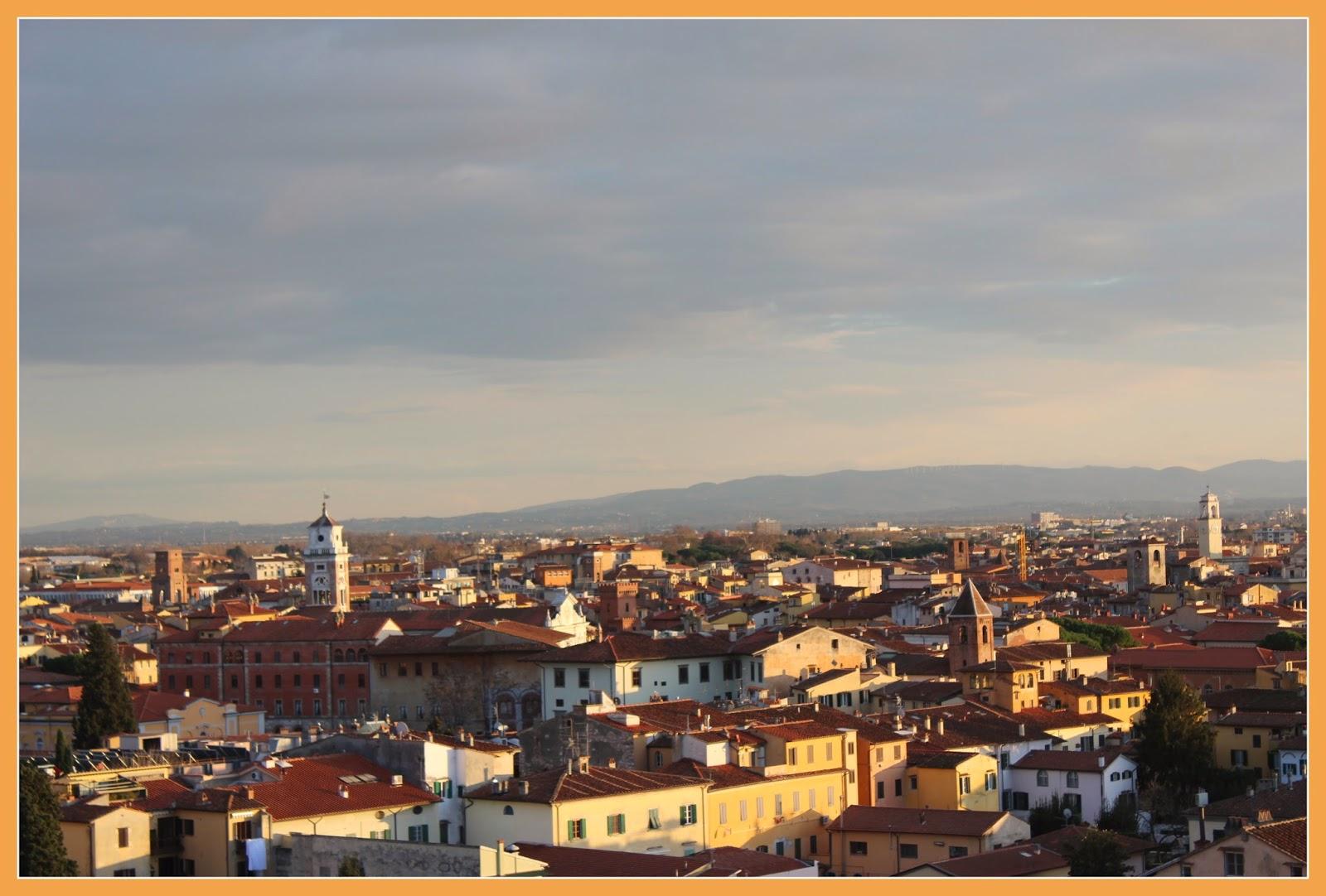Viagem por Roma Florença e Pisa