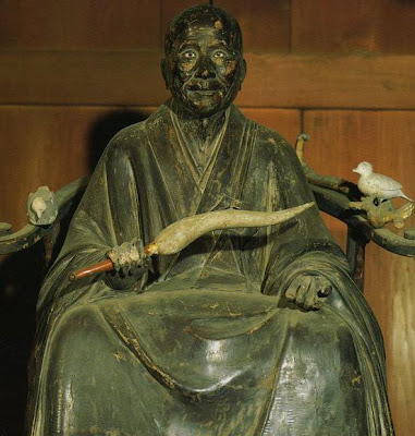 仏光国師坐像