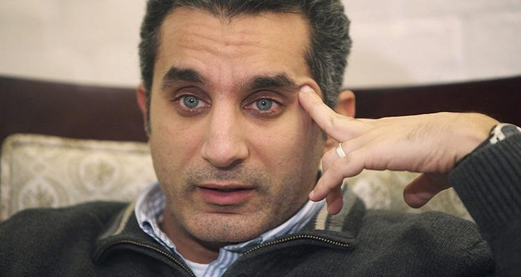 كلام لا يصدق من باسم يوسف بعد  بيان الداخلية بتصفية قتلة ريجيني
