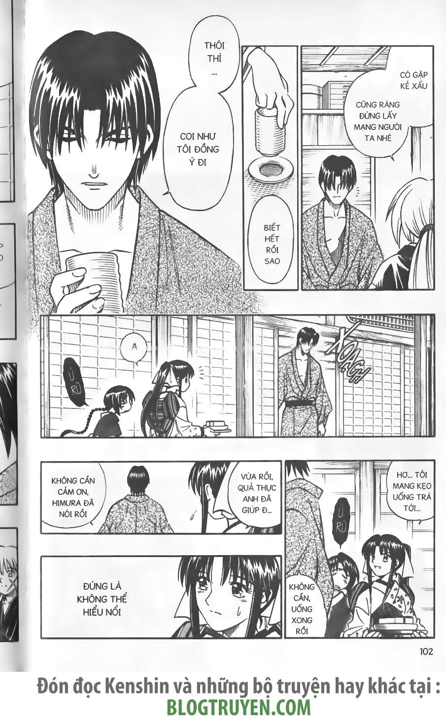 Rurouni Kenshin chap 253 trang 8