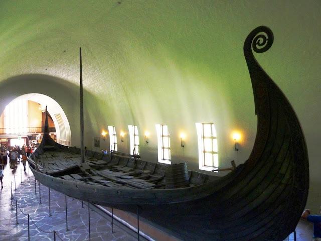 متحف سفينة الفايكنغ