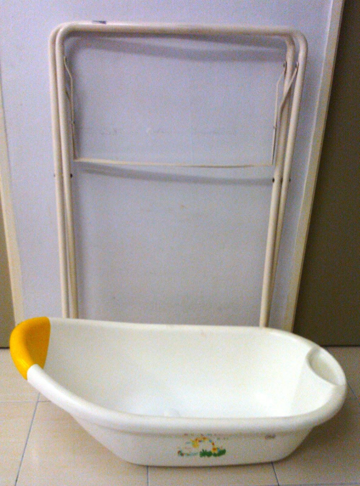 Baby Bath Chair Mothercare Swivel Yeah Jualan Barangan Bayi Dan Kanak Preloved