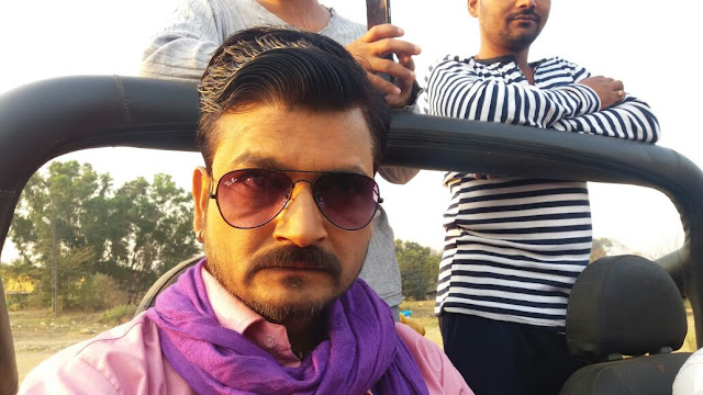 Actor Rajnish Pathak