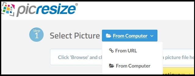 Online, Resize, Image, Crop, Compress