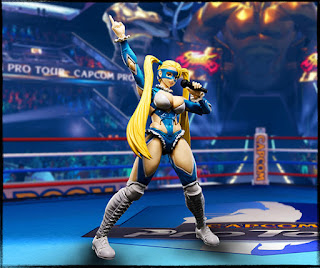 "S.H.Figuarts Rainbow Mika de ""Street Fighter"" - Tamashii Nations"