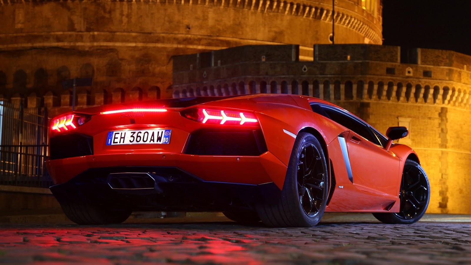 Modified Cars Lamborghini