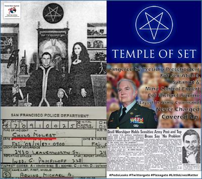 Coronel Michael Aquino-satanista-control mental