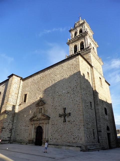 iglesia de la Virgen de la Encina en Ponferrada