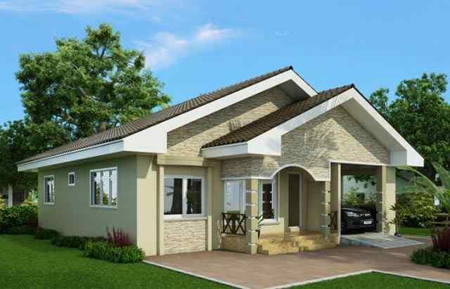 Model Rumah Sederhana Tampak Depan Beri Mardiansyah