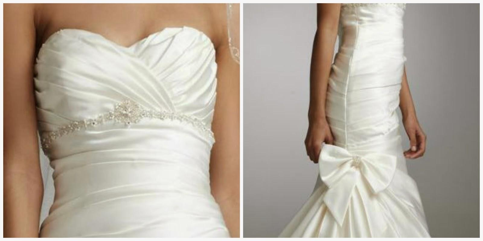 noiva - vestido noiva - venda vestido - venda vestido noiva - bazar - david bridal