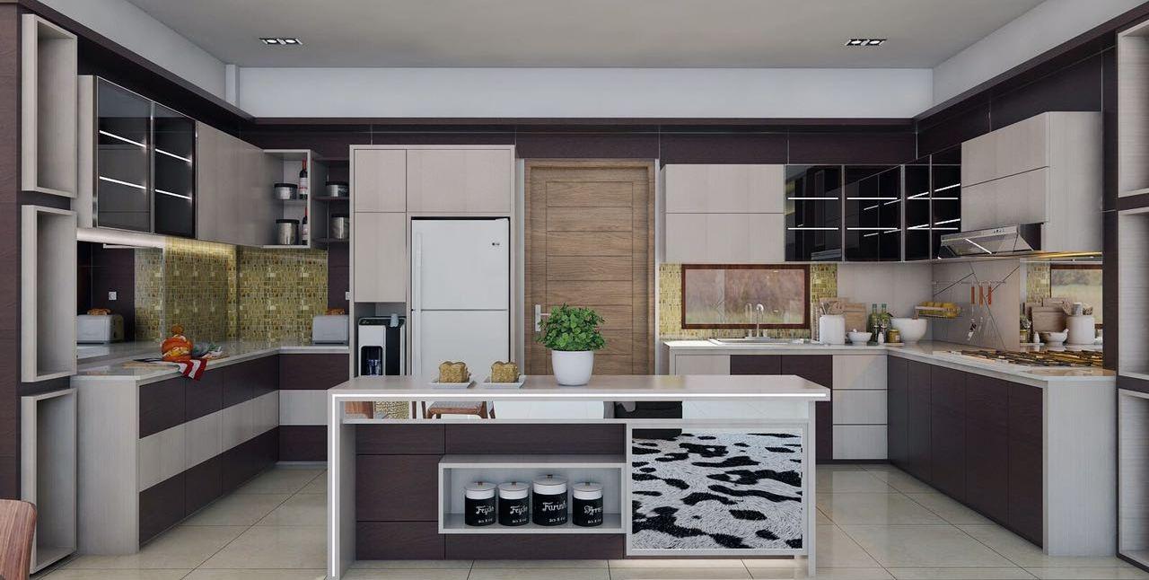 dapur minimalis untuk tipe rumah kecil