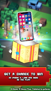 goGame launches special version of mobile game Disney Crossy Road for Globe Telecom Users Games : goGame launches special version of mobile game Disney Crossy Road for Globe Telecom Users