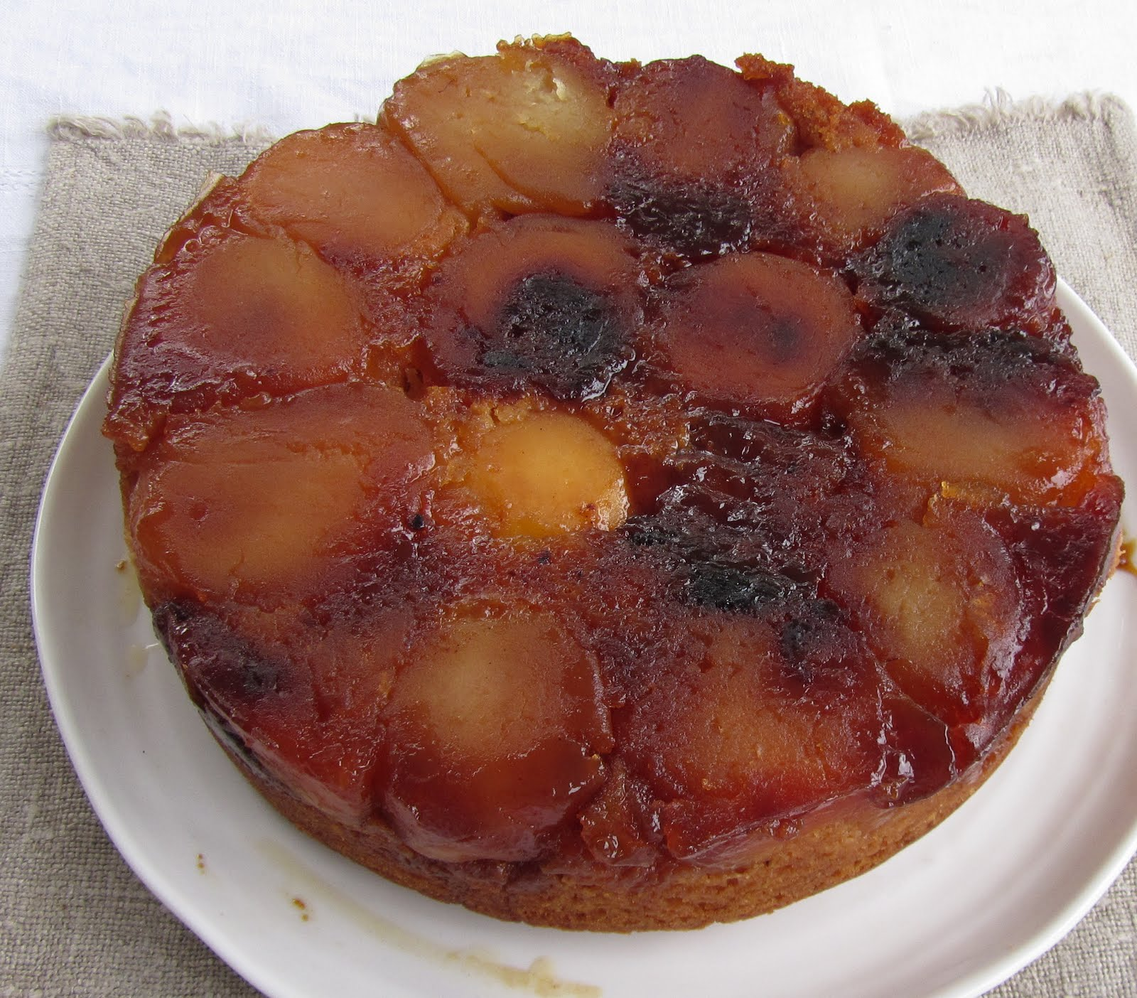 Upside Down Apple Cake Recipe Australia