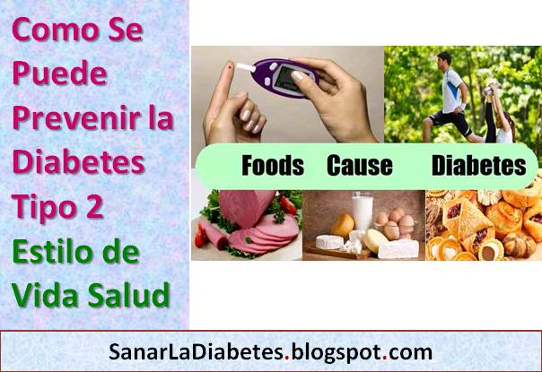 Como Se Puede Prevenir la Diabetes Tipo 2: Tener Estilo de