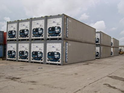 rajah-business: WE SELL REEFER CONTAINERS FOR LOGISTICS COMPANY IN