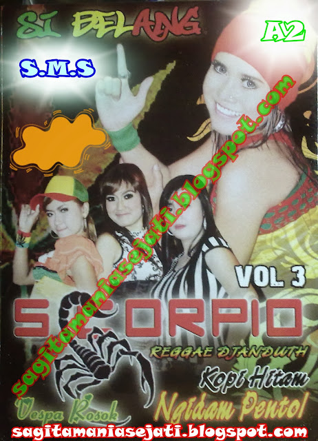 Free Download Album Terbaru Album Vol 3 - OM.Scorpio full album lengkap terbaru 2013 - ngamen 14