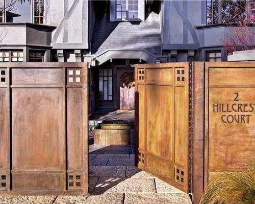 ツ 60+ model desain pagar rumah minimalis (batu alam, besi ...