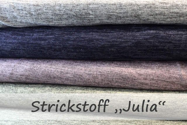 Strickstoff Julia