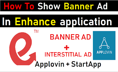 How to show Banner Ads in Applovin | Startapp Apps | 100% Guarantee Earn 10$/Day With Proof - Technical Arp