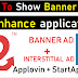 How to show Banner Ads in Applovin | Startapp Apps | 100% Guarantee Earn 10$/Day With Proof