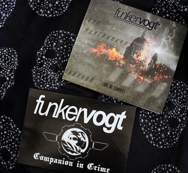 Funker Vogt Album Code of Conduct