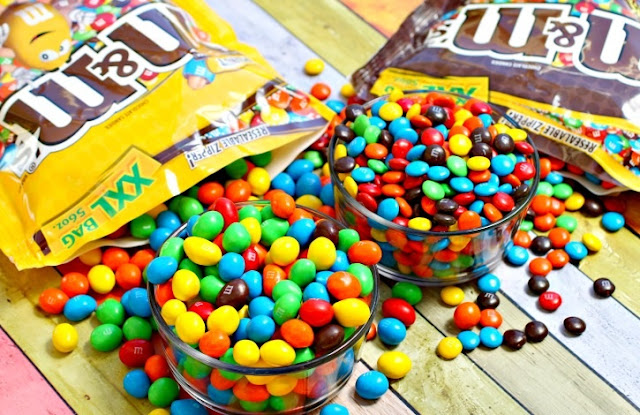 Do you like the world of Sweets M&Ms