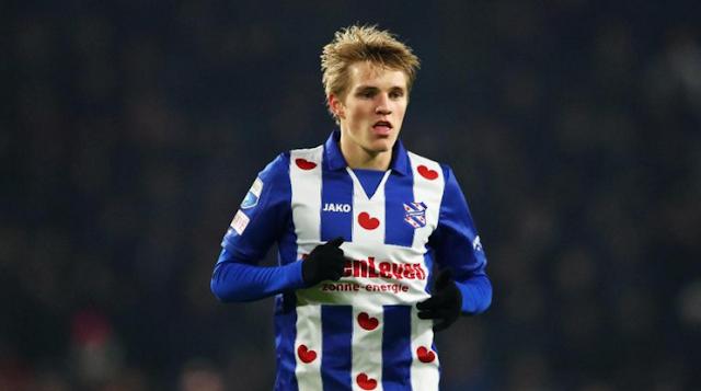 AGEN BOLA - Martin Odegaard Dapat Kontrak Baru di Madrid