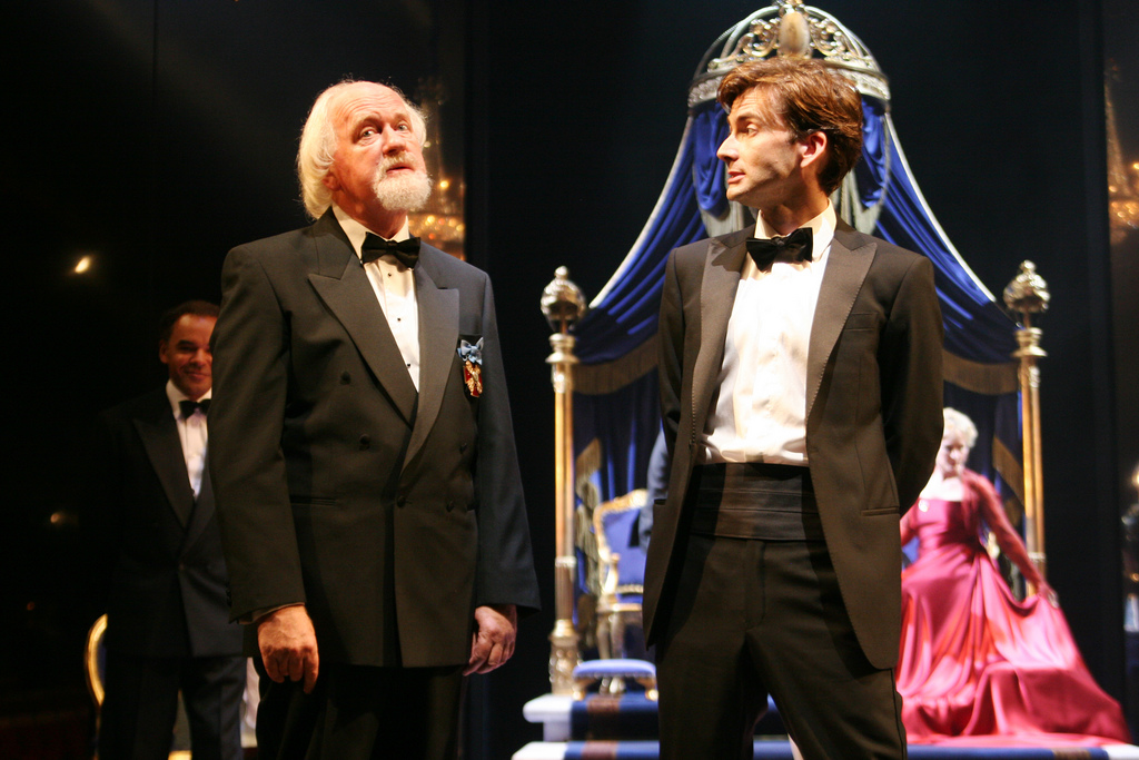 THROWBACK THURSDAY PHOTOS: David Tennant In Hamlet