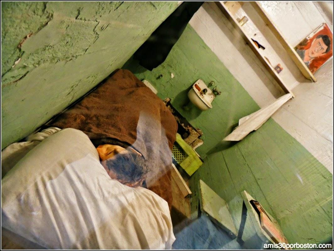 La Prisión de Alcatraz: Fuga de la Prisión