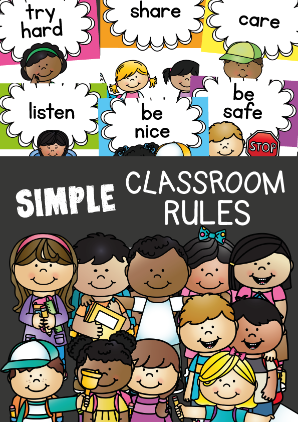 photo relating to Kindergarten Classroom Rules Printable named Developing Clroom Pointers for Kindergarten Against the Pond