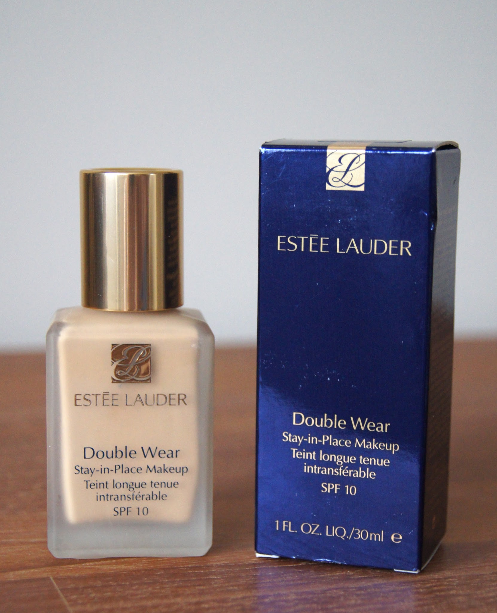 estee lauder double wear stay in place foundation review