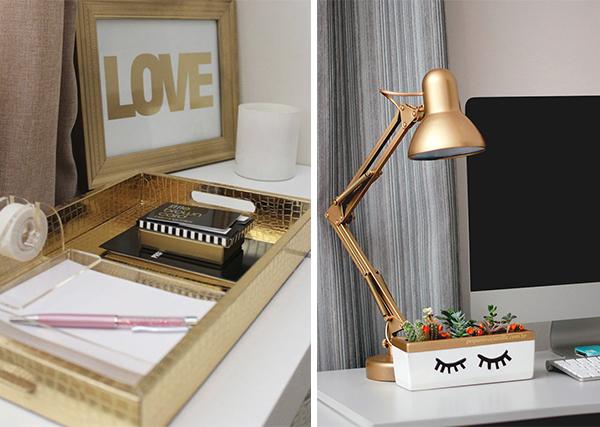 decoracao-home-office-dourada-abrir-janela