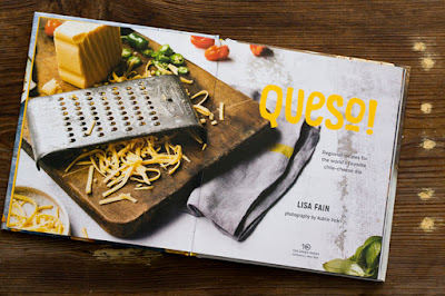 Queso: Regional Recipes for the World's Favorite Chile-Cheese Dip by Lisa Fain | Homesick Texan