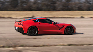 #13 AS 2015 Chevrolet Corvette Stingray
