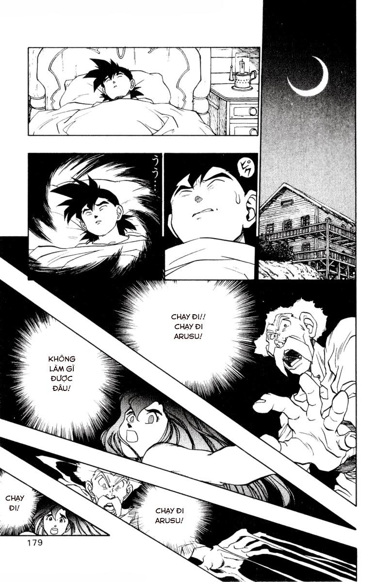 Dragon Quest: Emblem of Roto chap 33 trang 39