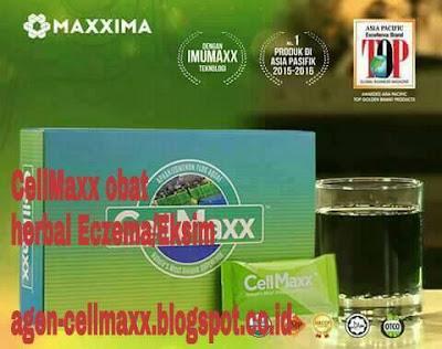 CellMaxx Obat Herbal Penyakit Eczema/Eksim