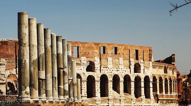 Coliseu, Roma, Lazio, Itália