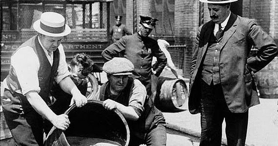 an introduction to the history of prohibition in the united states The noble experiment of prohibition left a lasting impact on the united states of america despite its relatively short existence the 18th amendment to the.